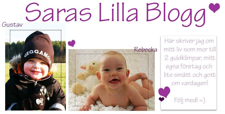 Saras Lilla Blogg