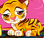 Jungle Princess Caring Baby Tiger