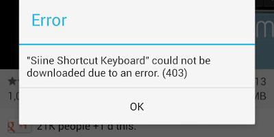 2 Cara Mengatasi Google Play Store Error