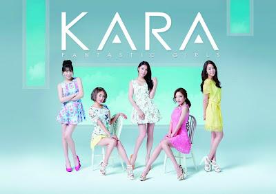 KARA – Fantastic Girls