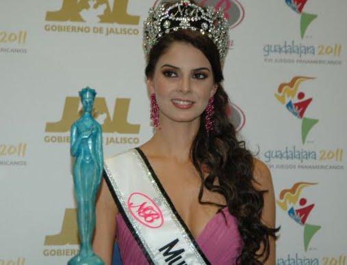 Mariana Berumen,Nuestra Belleza Mundo Mexico 2011
