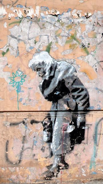 street art santiago de chile barrio yungay barrio brasil arte callejero stencil