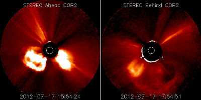 LLAMARADA SOLAR CLASE M1.8, 17 DE JULIO 2012