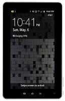 Cyrus Atom Pad WiFi 8 GB Silver