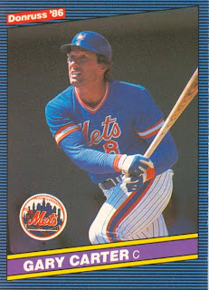 Mets guy in michigan wait companies other than topps for Gary carter vet
