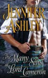 best historical romance, the many sins of lord cameron, jennifer ashley