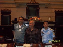 Secretario de Trânsito teve reconhecimento de seu trabalho pela Câmara do Rio de Janeiro