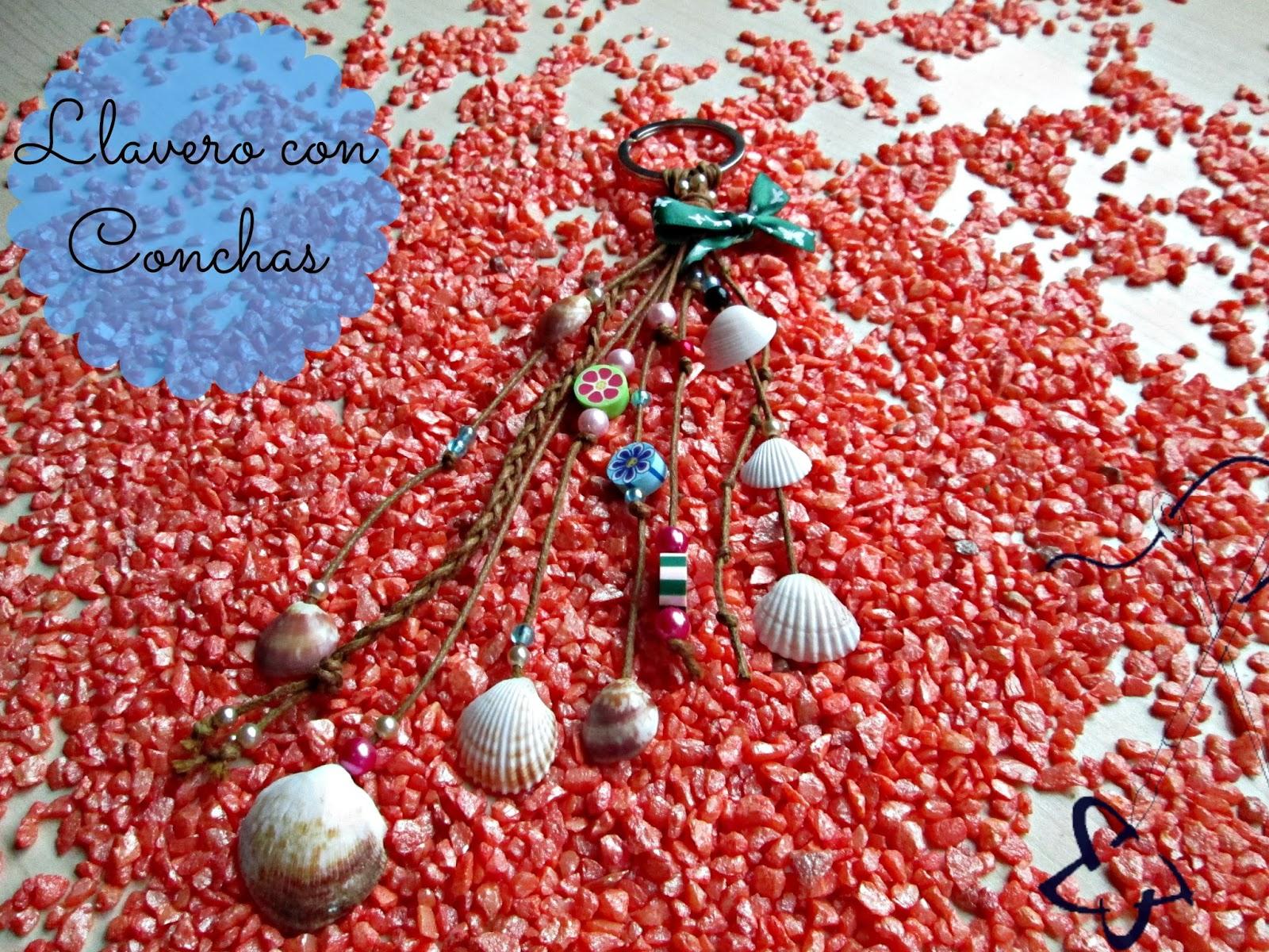 Que hacer con las conchas de la playa - Manualidades con conchas ...