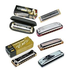 My harmonica's