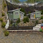 العاب الدراجات النارية الجبلية