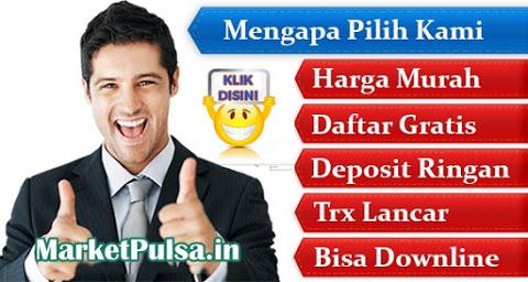 Cara Cek Saldo Deposit Server Market Pulsa