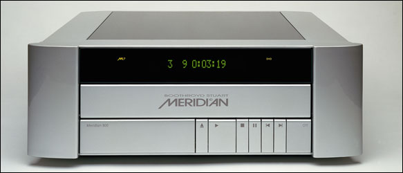 World's Most Expensive DVD Player by Meridian Audio for $20,000!