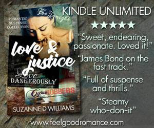 Romantic Suspense Collection
