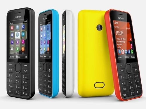 Annunciati i nuovi cellulari S40 Nokia Asha 207, 208 a basso costo e supporto per il dual sim (solo modello 208)