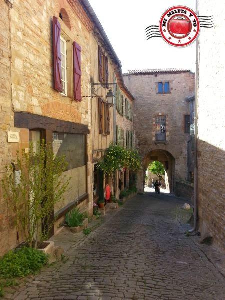 Cordes sur Ciel (Porte des Ormeaux), Francia