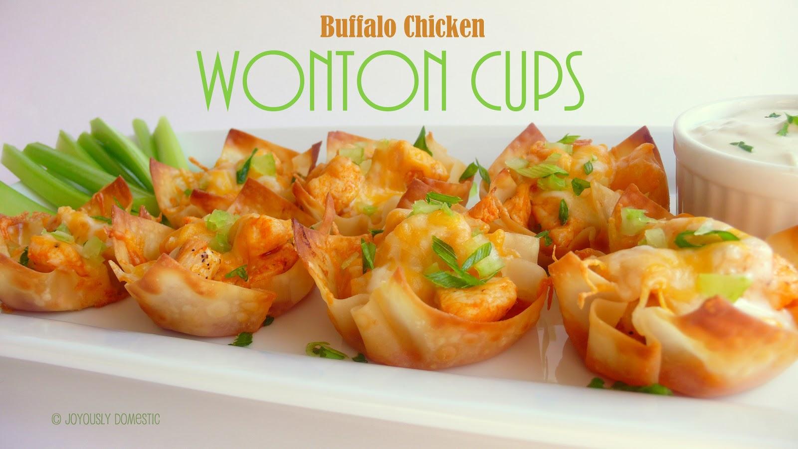 Spicy Crab In Wonton Cups Recipes — Dishmaps