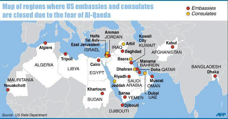 Warning Signs: Abandoning the Middle East