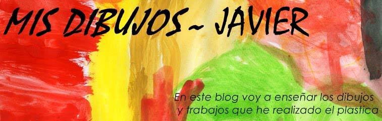 MIS DIBUJOS-Javier