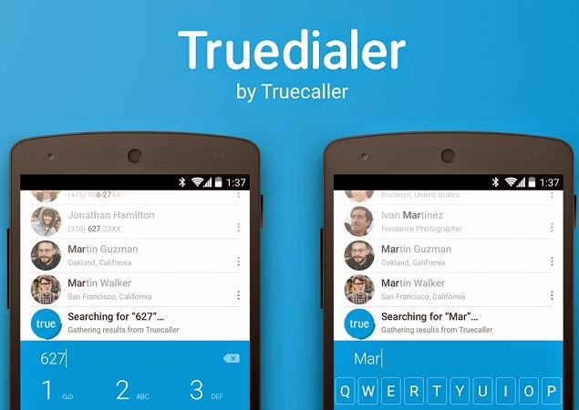Truedialer Free And Best Android Dialer App Ever Available on Google Play Store 2015