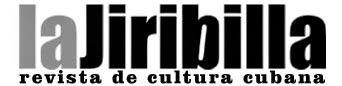 Revista La Jiribilla, Cuba