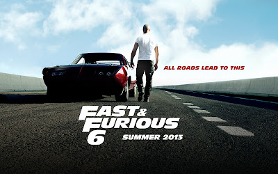 Fast and Furious 6 Banner Poster