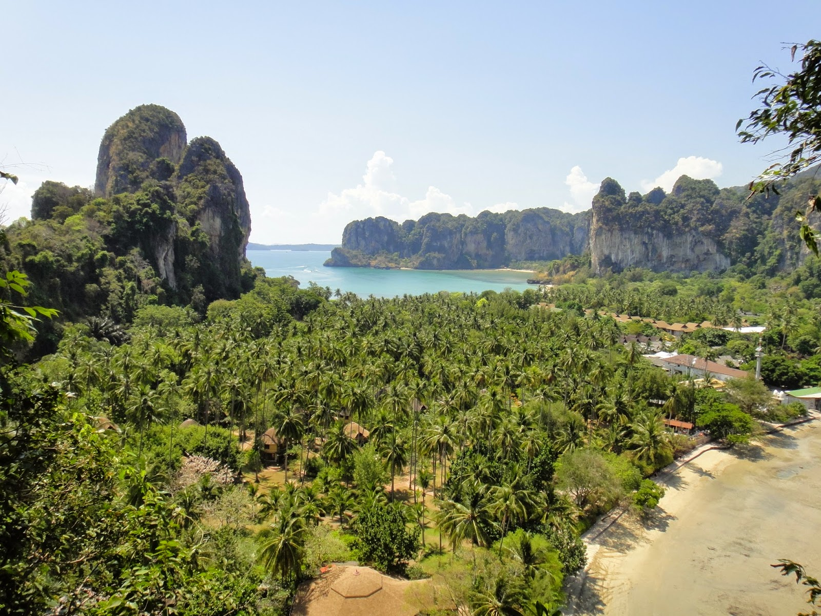 Railay Beach Lookout