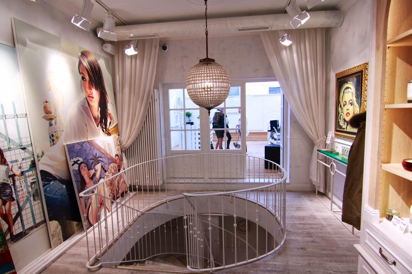 Der Mondelli Concept Store Würzburg