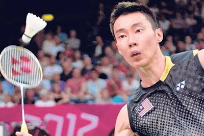Lee Chong Wei Layak Ke Final Badminton Olimpik London