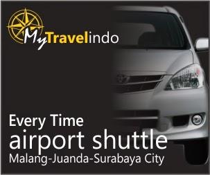 Airport Shuttle Malang-Juanda