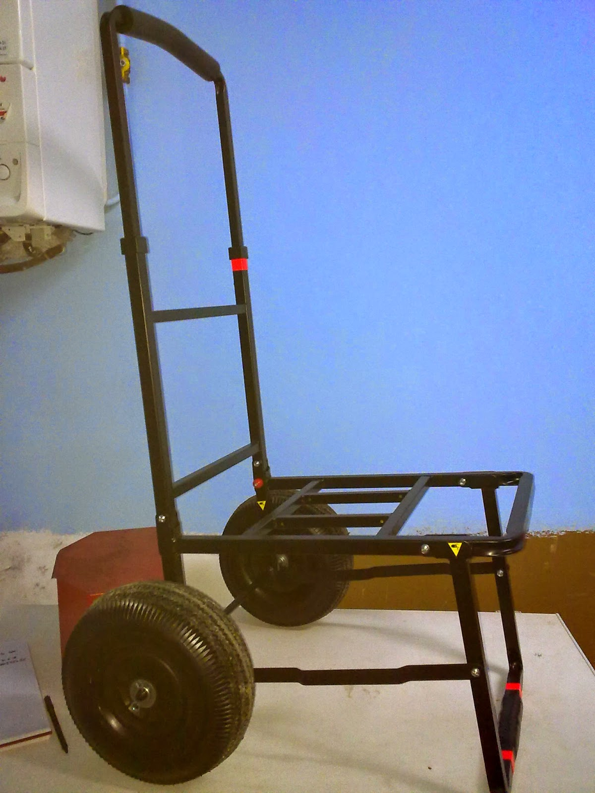 Santander de pesca preparando los apachuscos carro de pesca - Carro playa carrefour ...