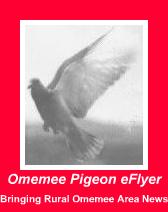 Omemee Pigeon eFlyer