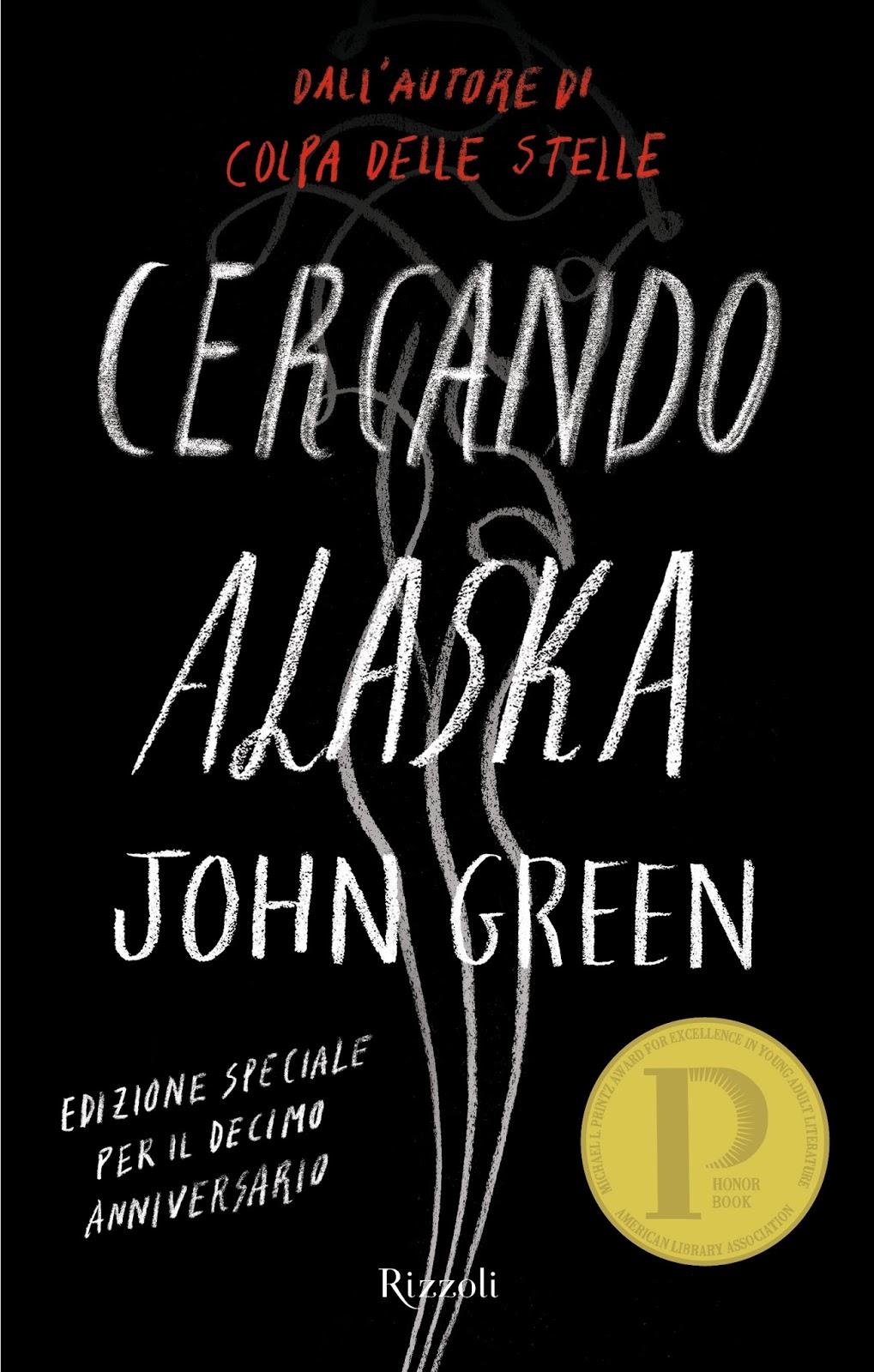 Cercando Alaska - John Green.