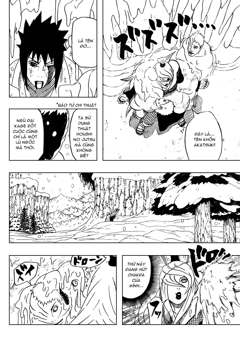 Naruto chap 466 Trang 10 - Mangak.info