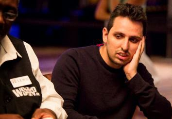 Sergio Aido Petgaming WSOP 2014