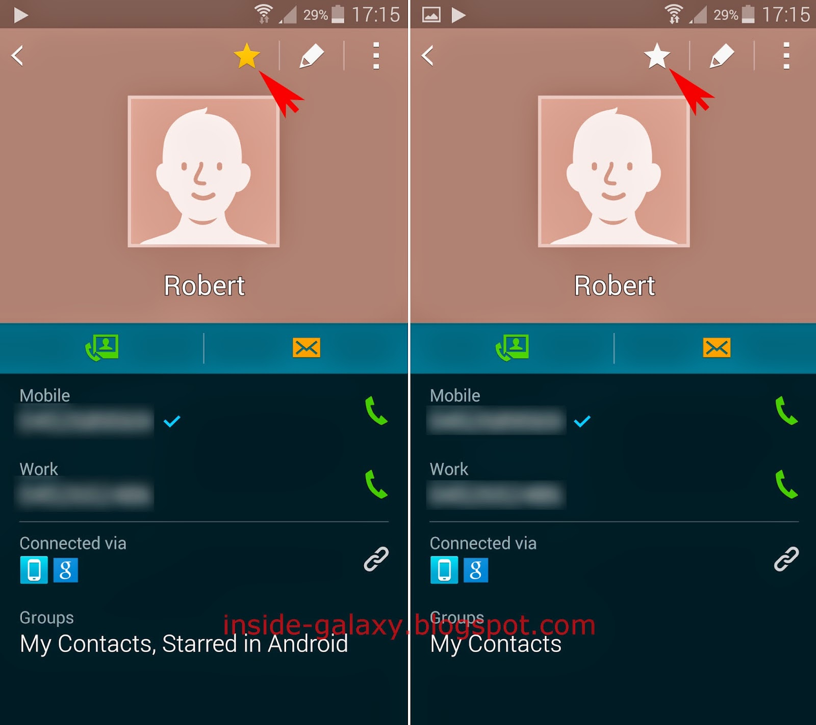 Phone How To Delete Contacts From An Android Phone inside galaxy samsung s5 how to remove contacts from fyi your phone will add the favourite icon or yellow star at photo contact help you easily know that contact