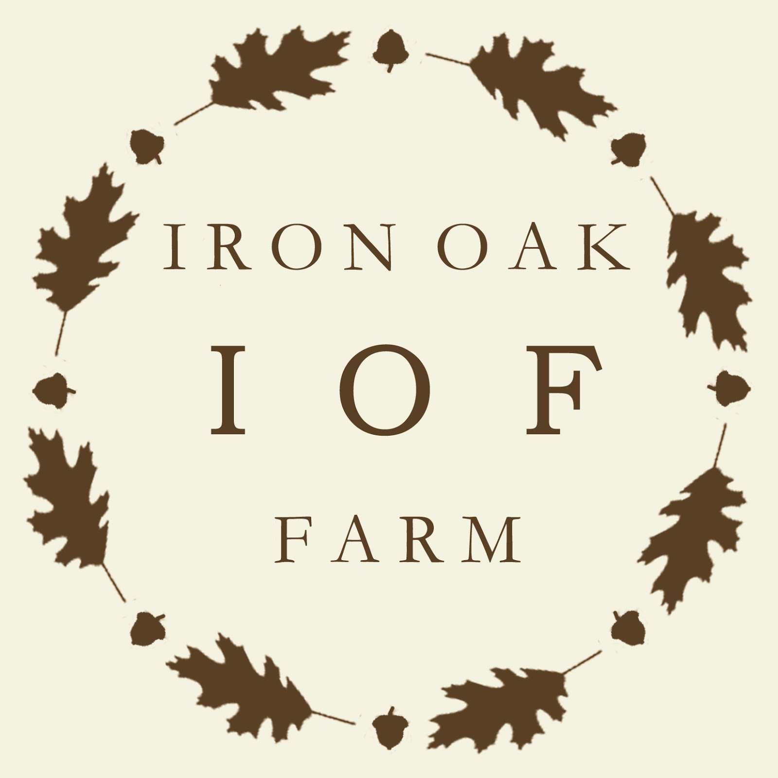 Iron Oak Farm Blog