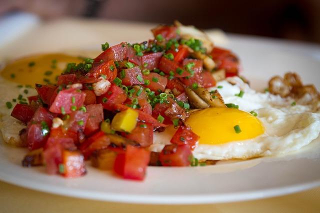 Makanan Sehat Telur