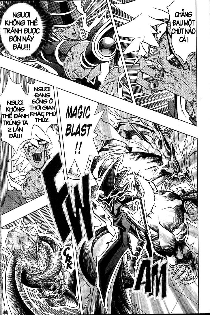 YuGi Oh – Vua Trò Chơi chap 315 Trang 5