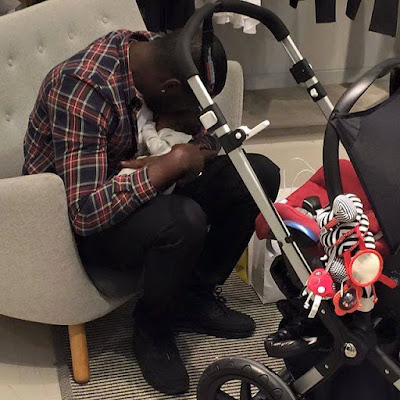 tiwa savage baby husband