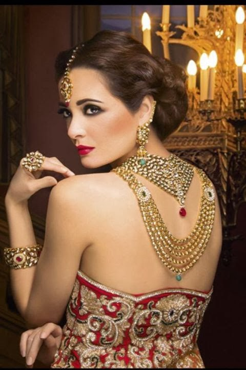 Nargis jewellery collection