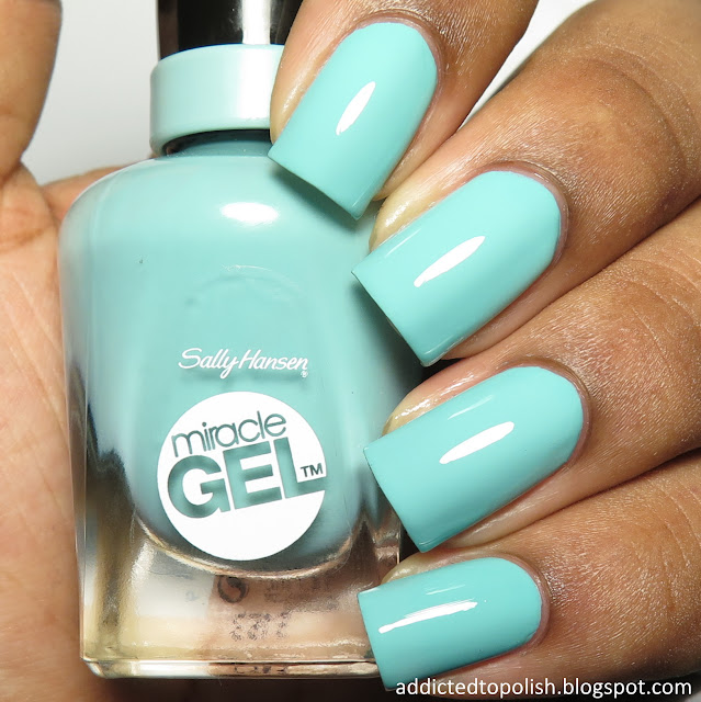 sally hansen miracle gel mintage