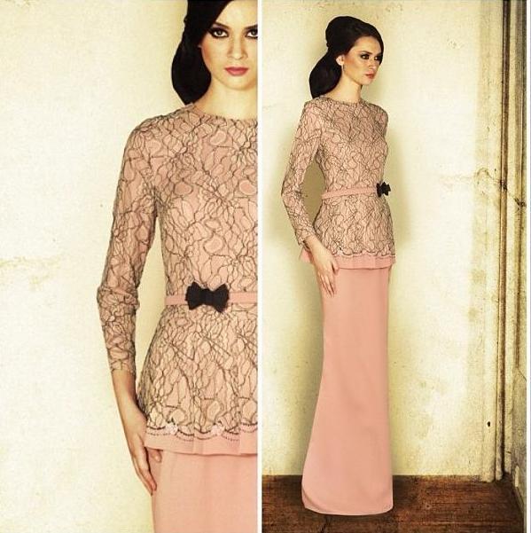 Ala French Chic- Jovian Mandagie | Fashion - Baju Kurung | Pinterest