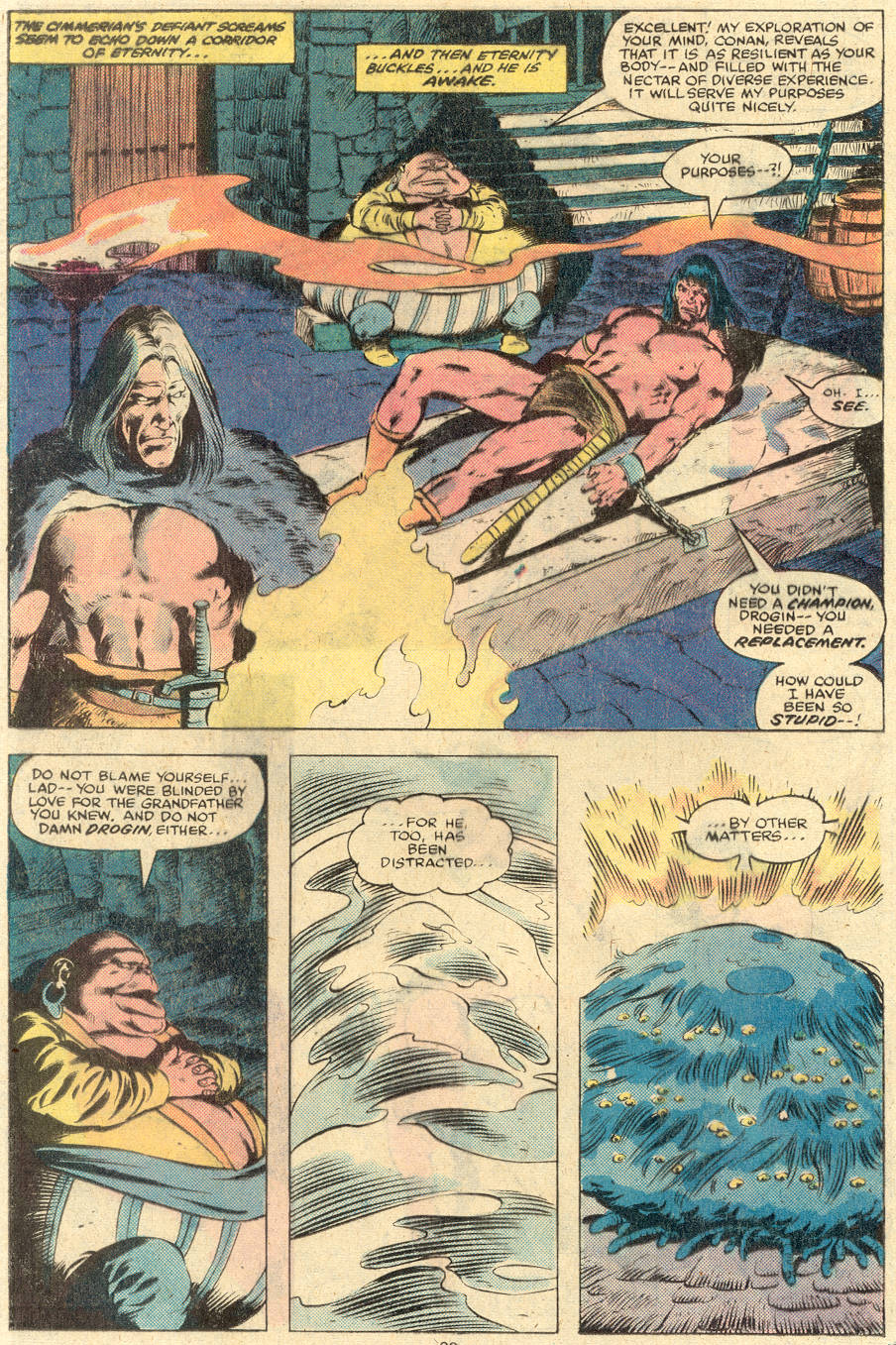 Conan the Barbarian (1970) Issue #119 #131 - English 18