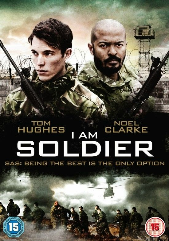 I Am Soldier (2014) BluRay