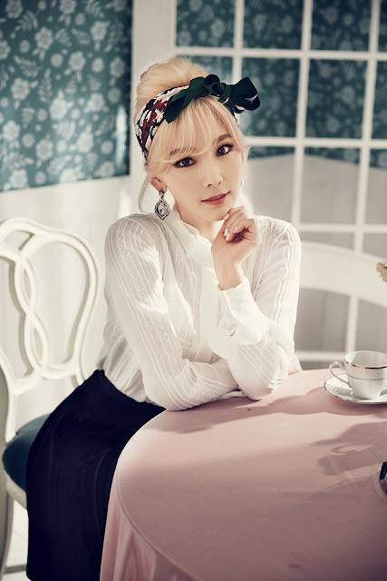 SNSD Taeyeon Lion Heart Girls Generation Teaser Pics 01