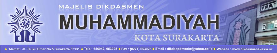 SD Muhammadiyah 6 Surakarta