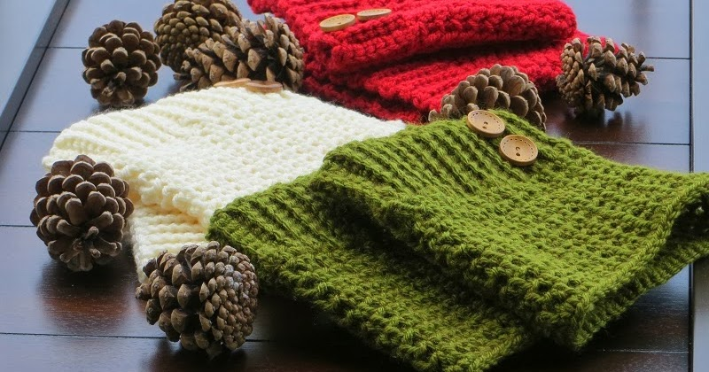 Brooklyn Boot Cuffs Free Crochet Pattern : For the Love of Crochet Along: Free Boot Cuffs Pattern