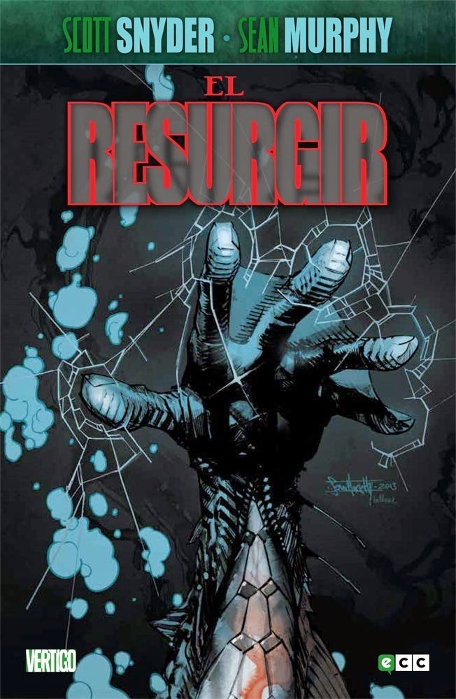 el resurgir the wake comic ecc snyder murphy