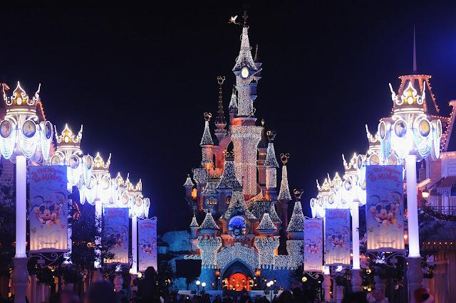 Natal na Disney - Magic Kingdom Mickey