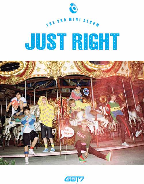 [Album] GOT7 – Just right (2015.07.13/MP3/RAR)